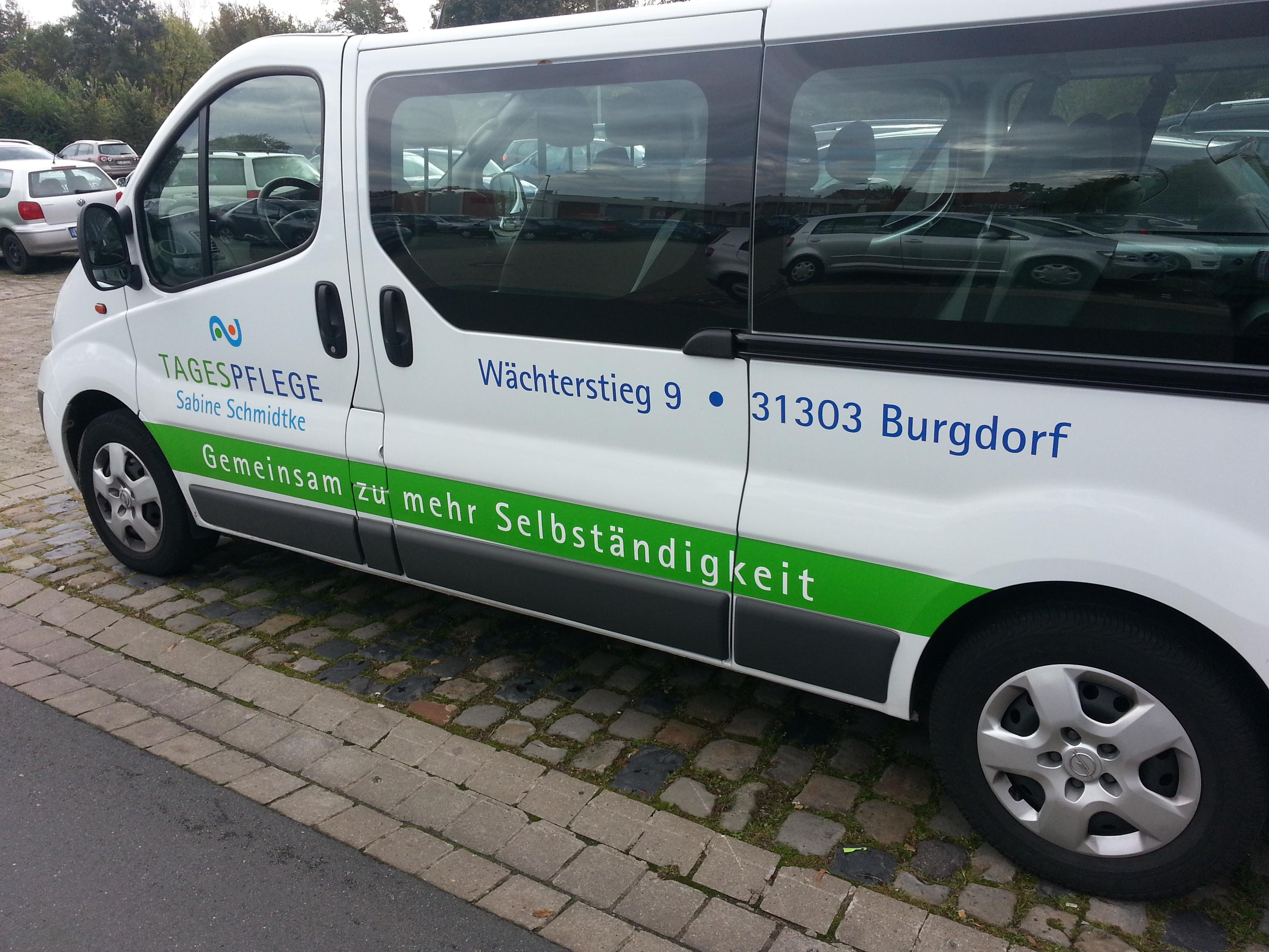 Burgdorf sucht eine/n Kraftfahrer/in auf 450,-€ Basis