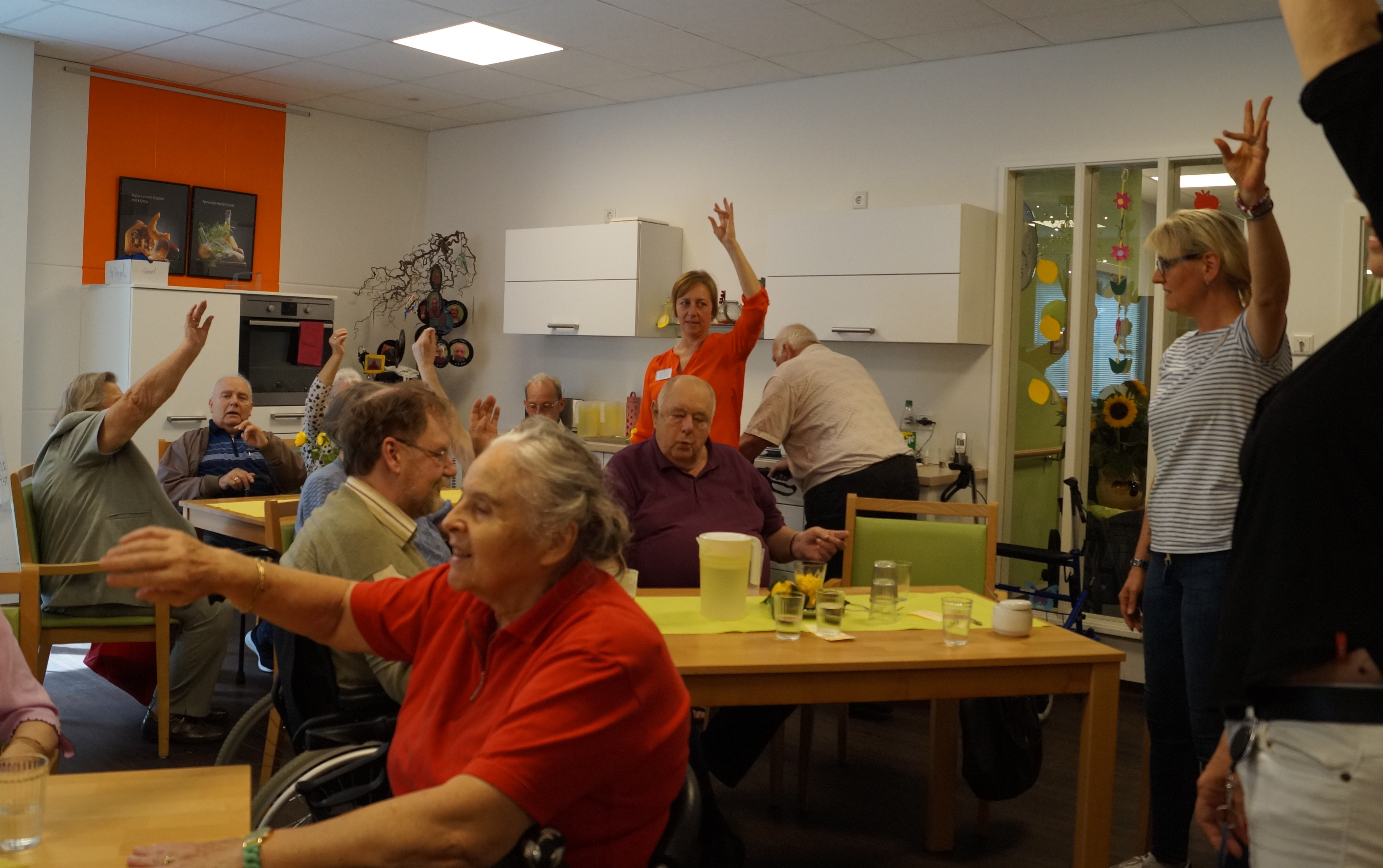 Burgdorf sucht eine Pflegehilfskraft in Teilzeit